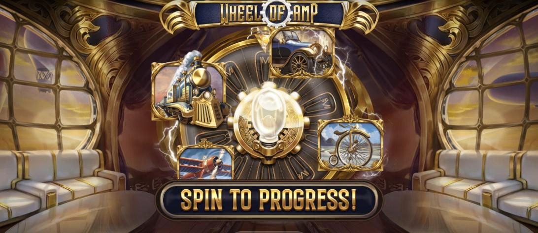 Играть Wheel Of Amp бесплатно