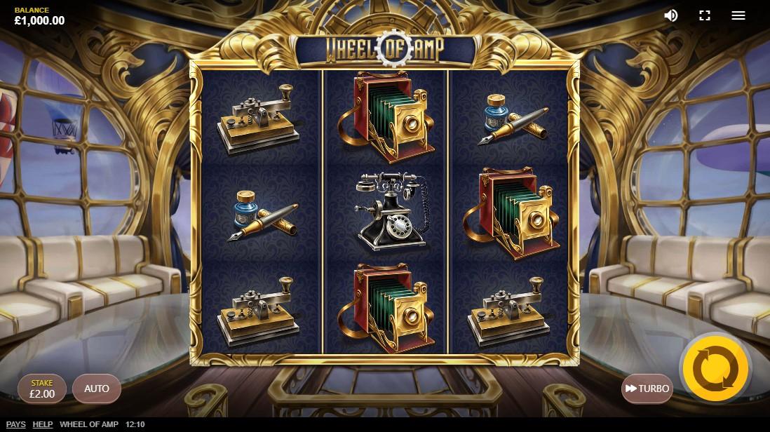 Wheel Of Amp онлайн слот
