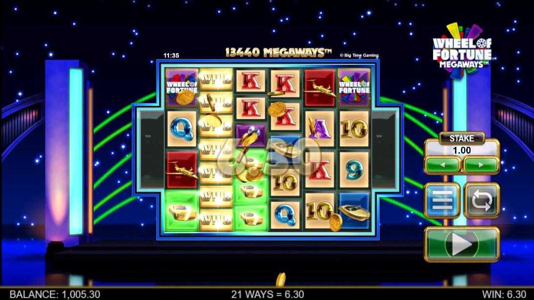 Wheel of Fortune игровой автомат