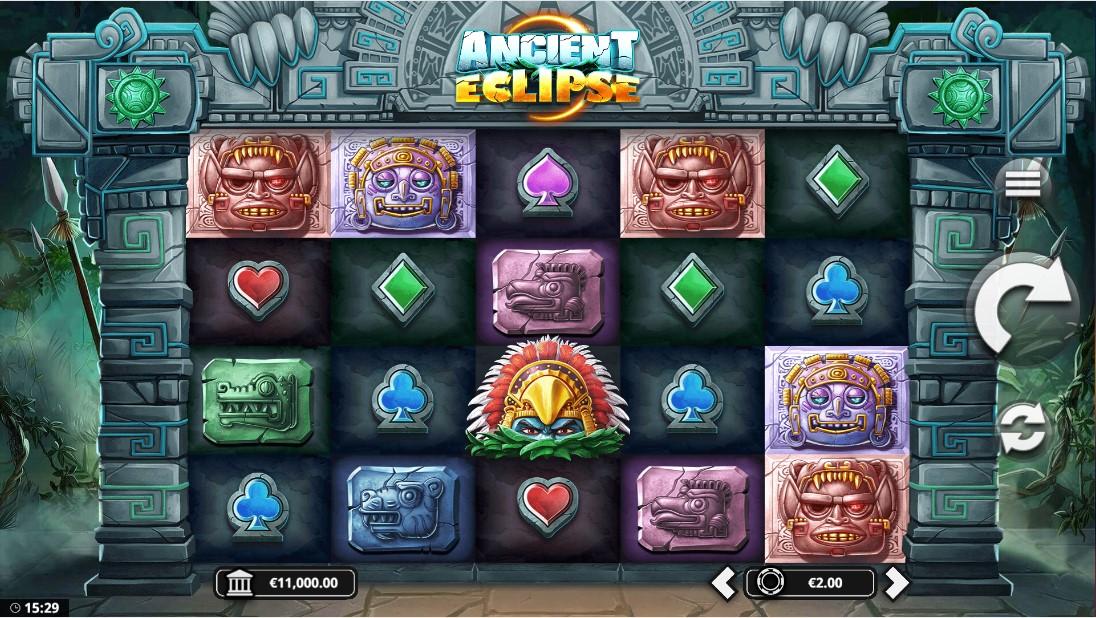 Ancient Eclipse игровой автомат