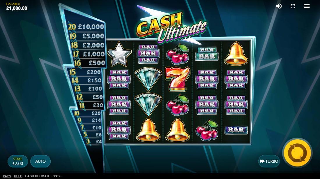 free slot Cash Ultimate