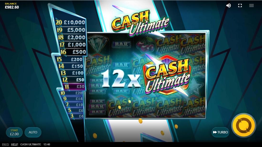 Cash Ultimate игровой автомат