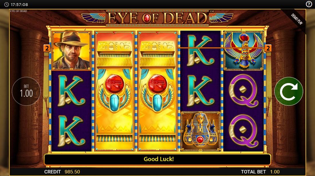 free slot Eye of Dead